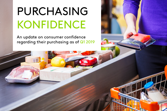 Purchasing Konfidence: Q1 2019