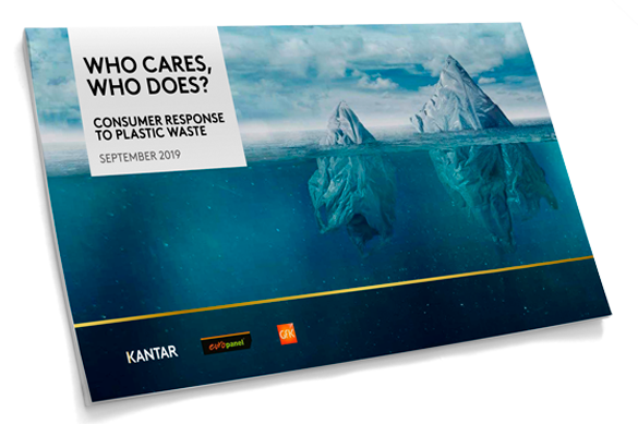 New publication out: Consumer response to plastic waste