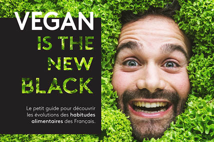 Infographie | Vegan is the New Black