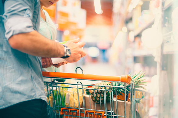 Spain's spend on FMCG grew by 1% while volume decreased