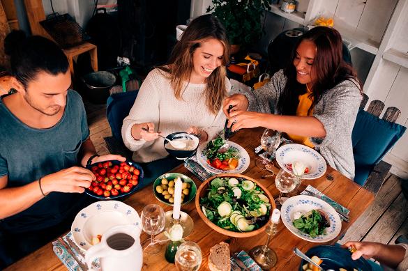La comodidad se impone en los menús de los españoles
