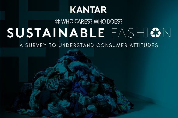 Our new survey of 10,532 fashion shoppers uncovers their attitudes towards sustainability in fashion