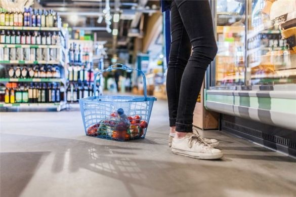 Grocery growth holds steady with arrival of new season