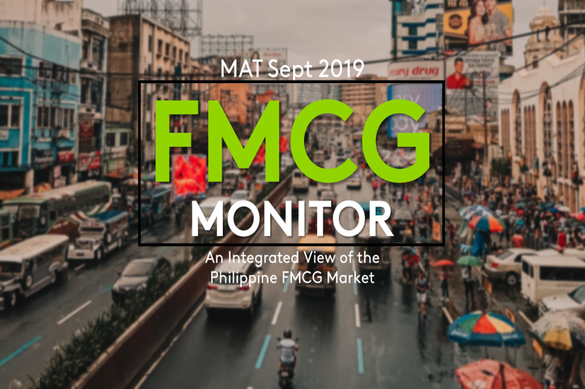 FMCG Monitor: Q3 2019