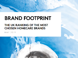 Brand Footprint UK -  Homecare