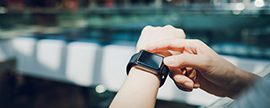 Wearables: the route to the connected home?