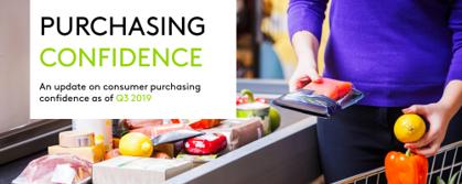 Purchasing Confidence: Q3 2019