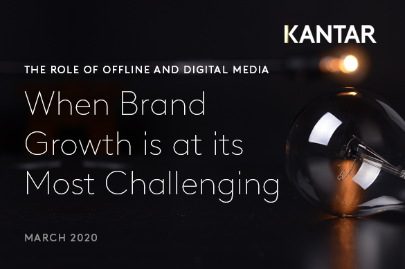 The Role of Offline and Digital Media