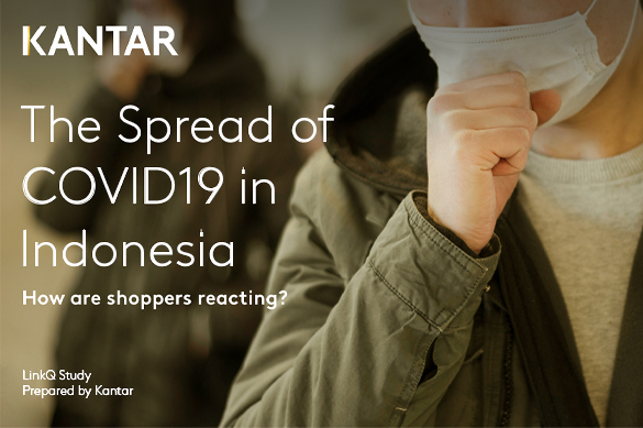Shopper Reactions towards COVID19 in Indonesia