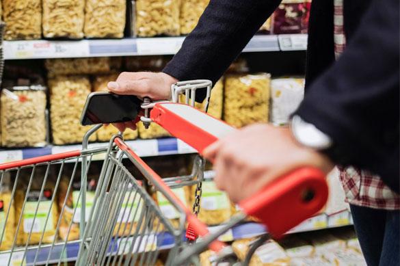 En la semana de declaración del estado de alarma la compra de productos de gran consumo se dispara un 21%