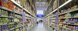 FMCG in China down by 6.7% in Q1