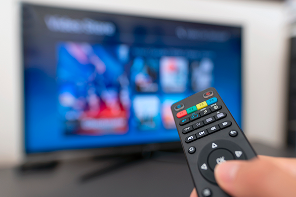 Video streaming services boom during lockdown in the UK