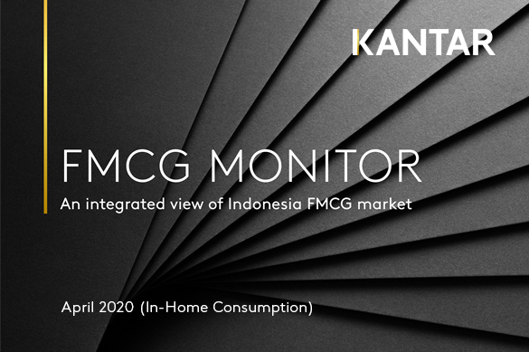 FMCG Monitor: April 2020 - In Home Consumption