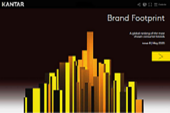 Ranking Brand Footprint 2020 - Las marcas más elegidas