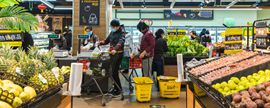 China's FMCG market continued to show signs of recovery