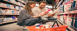 Colombianos optan por minimercados para hacer compras
