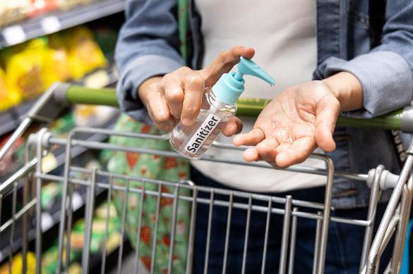 49% de los mexicanos no usaba gel antibacterial