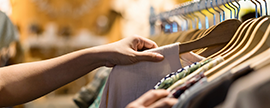 El sector de la moda recupera posiciones en junio