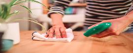 85% centroamericanos pasa su tiempo libre limpiando