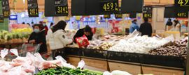FMCG in China reports a stable growth of 4.1%