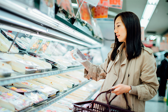 FMCG in China records a steady growth of 4.1%