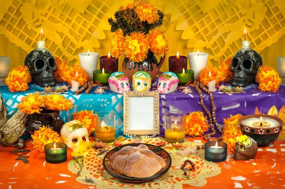 ¿Cómo celebrarán los mexicanos el día de muertos?