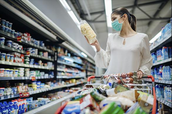 Canasta de consumo masivo crece en lo que va del año