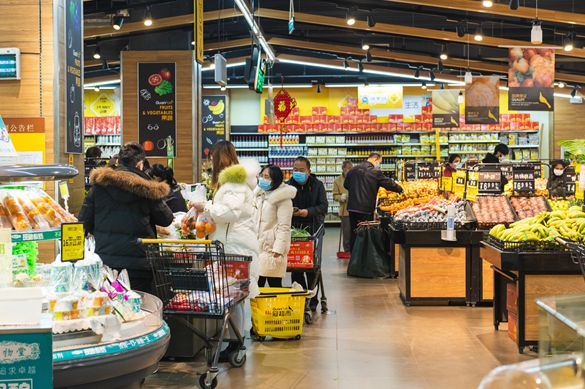 Food companies winning more Chinese Consumers in 2020