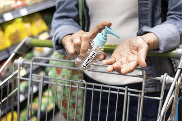 El gasto de Gran Consumo supera los 100 euros semanales