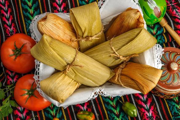 El consumo de tamales y atole aumentó en 2020