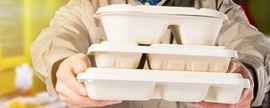 Lockdown is eating away at the food takeaway industry
