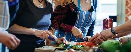 40% de las familias planean cocinar en Semana Santa