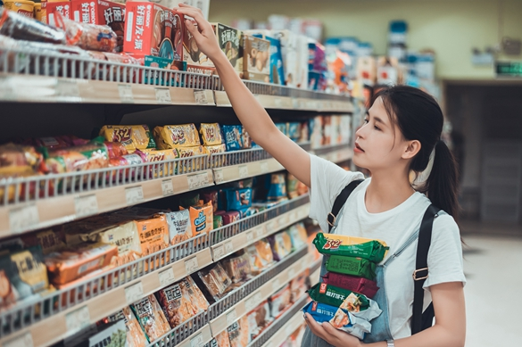 China FMCG recovered well with a growth of 10.5% in Q1
