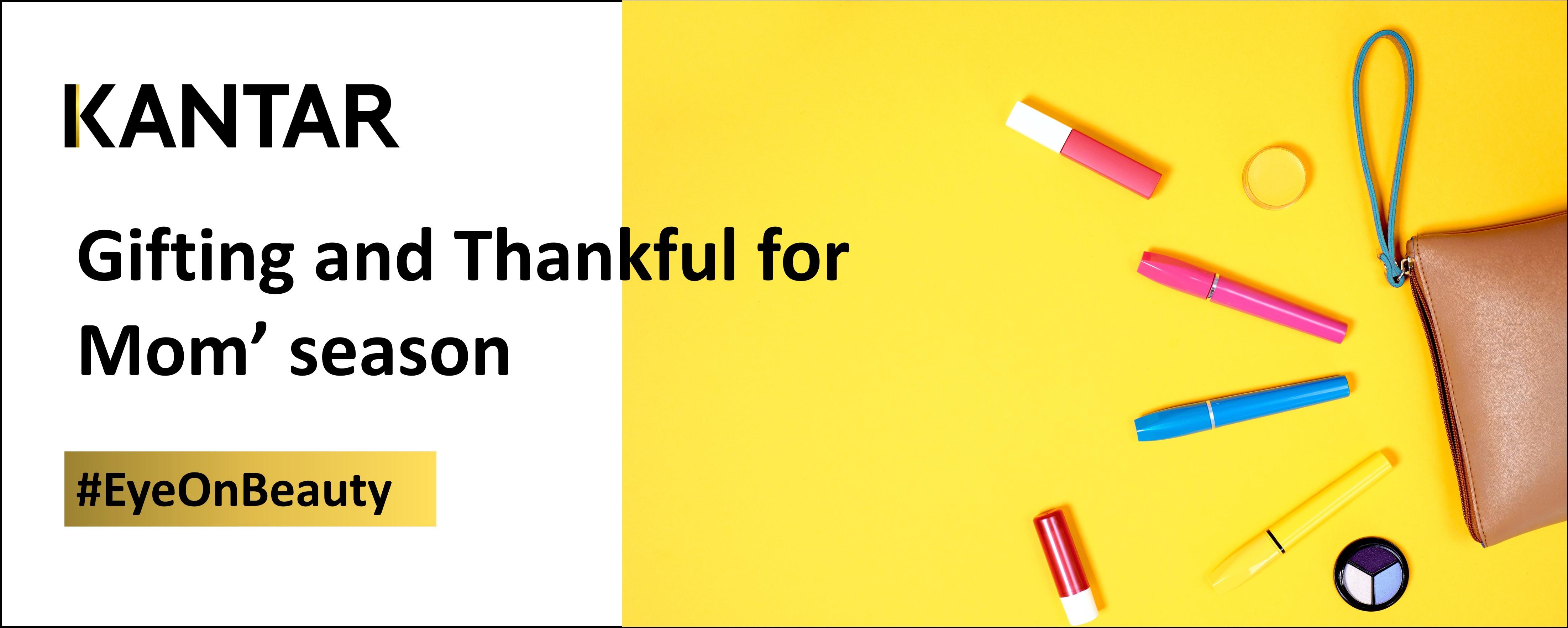 EyeOnBeauty - Gifting and Thankful for Mom' season