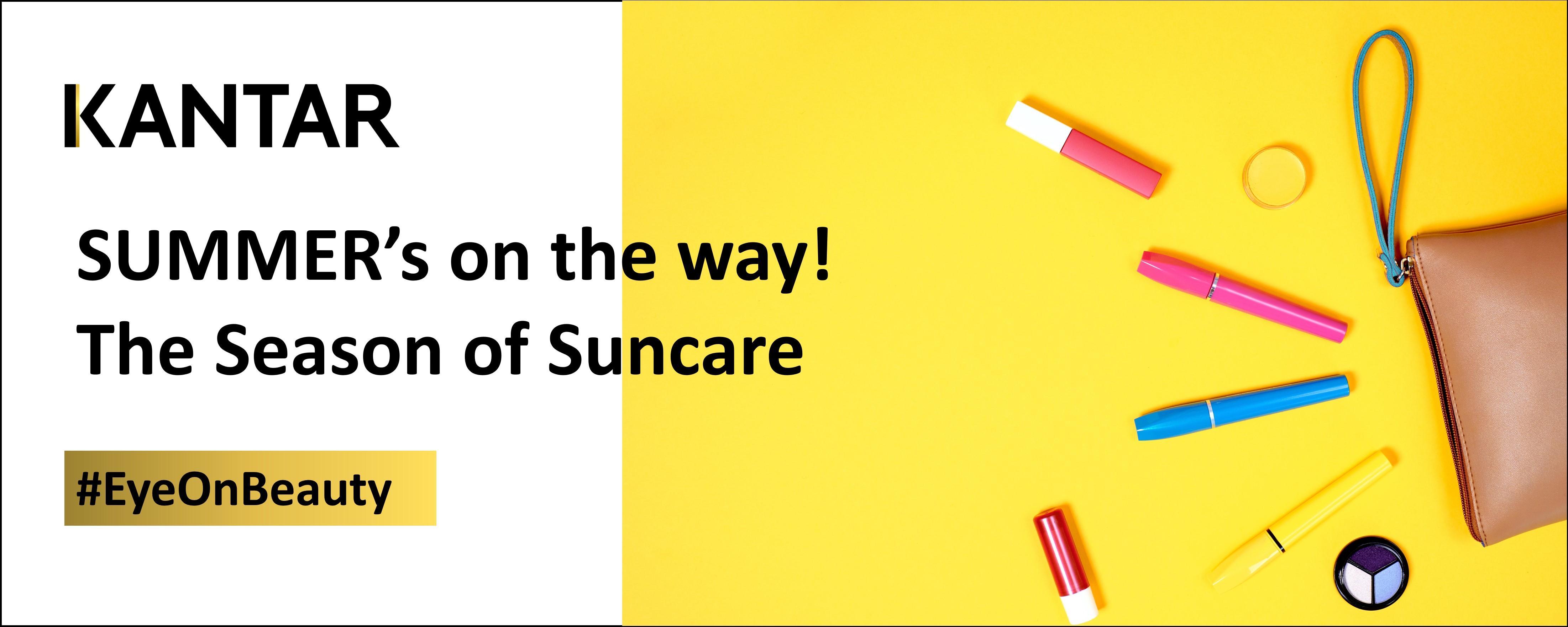 EyeOnBeauty- SUMMER's on the way! The Season of Suncare