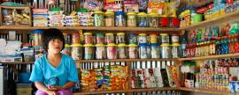 Colgate y Coca-Cola en más del 90% de hogares en Latam