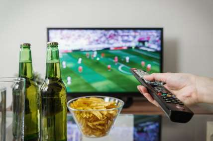The World Cup quarter finals uplift sales in UK