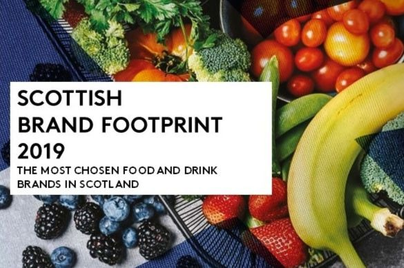 The most chosen brands in Scotland