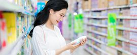 New retail transformation enabled growth in China