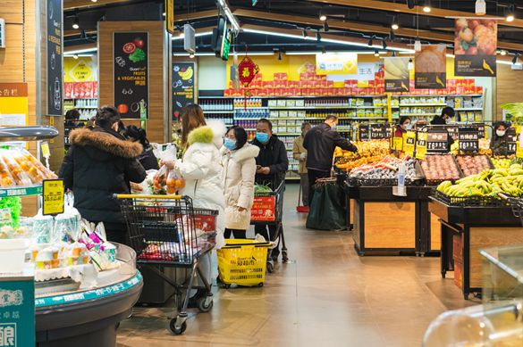 Impact of COVID-19 Outbreak on FMCG Market During CNY