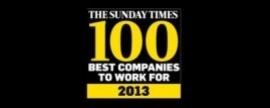 Kantar Worldpanel UK a Sunday Times Best Company!