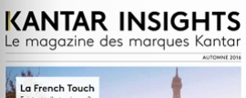 Kantar Insights : le magazine des marques Kantar